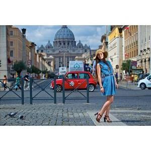Теперь в подарок к фотосессии в Риме фотограф Mike Kire проведет экскурсии по городу