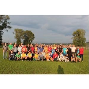На «Катавском цементе» прошел заводской турнир по мини-футболу