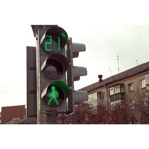 «Швабе» установил более 500 новых светофоров в Екатеринбурге