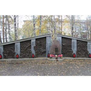 Активисты ОНФ продолжают мониторинг состояния воинских мемориалов в Тюменской области