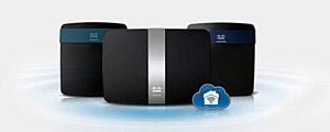 Облачные технологии с Linksys ® Wi-Fi серии EA доступны домашним пользователям