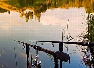 Начало туристического сезона на рыболовных базах