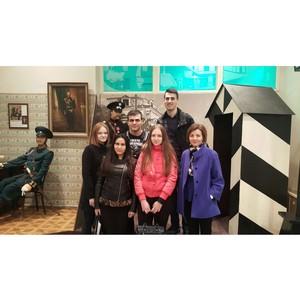 Студенты ЮРИУ РАНХиГС посетили музей истории органов правопорядка Дона