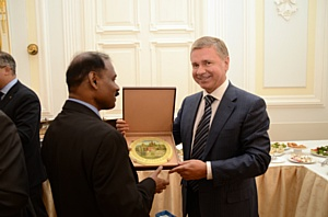 Москва активизирует сотрудничество с индийским штатом Гуджарат