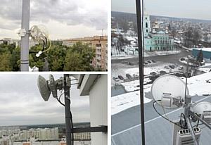 «Ростелеком» и РБС строят радиорелейные линии для корпоративных клиентов в Москве и Подмосковье