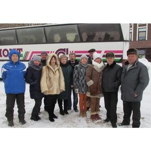 Филиал «Ивэнерго» организовал для ветеранов-энергетиков экскурсию в г. Суздаль
