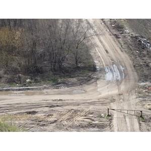 Активисты ОНФ в Воронежской области направили органам власти региона список «убитых» дорог