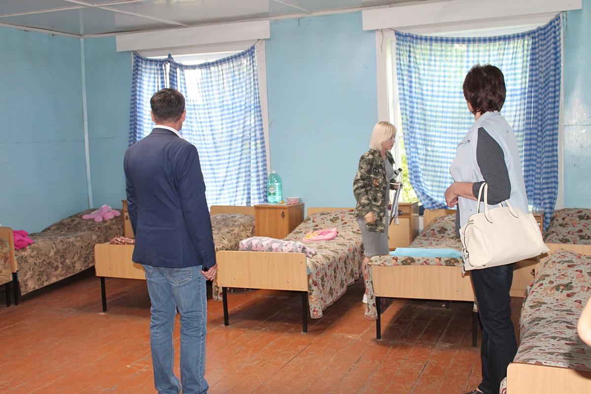 Активисты ОНФ в Мордовии проверили состояние детских лагерей отдыха в Ичалковском районе