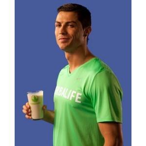 Herbalife - новый официальный спонсор по питанию Криштиану Роналду