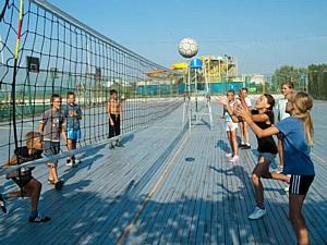 Бархатный сезон в спортивно-оздоровительных лагерях!