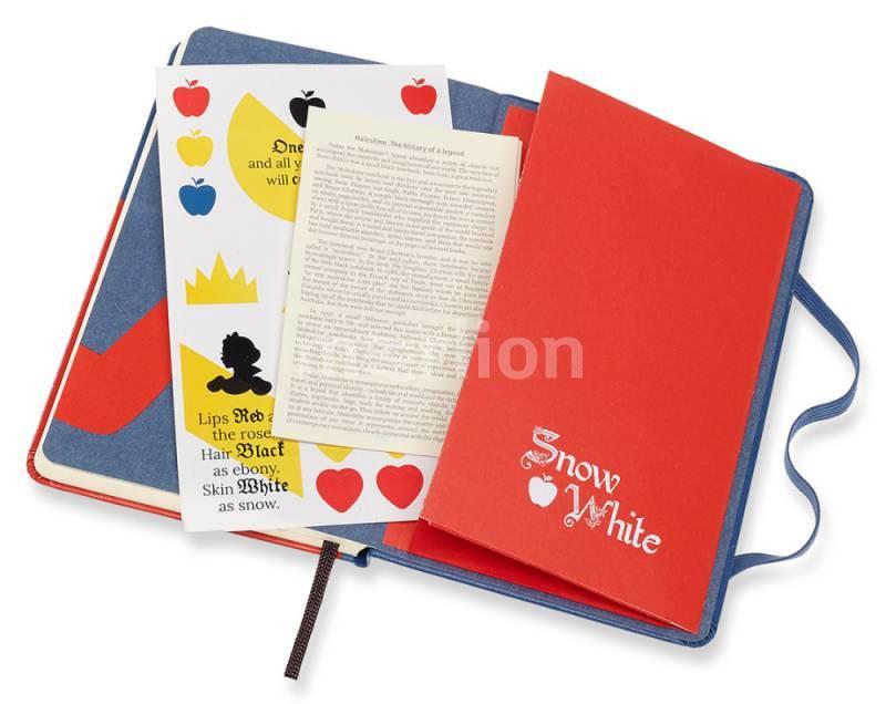 Snow White и Dr. Seuss – лимитированные новогодние коллекции записных книжек Moleskine