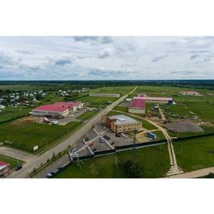 Стартовали продажи земли в промпарке «Струнино»