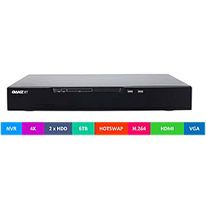 «АРМО-Системы» объявила о старте продаж сетевых регистраторов GANZ для 2-8 Мп систем видеоконтроля