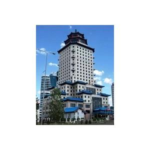 Построение системы видеонаблюдения и контроля доступа в офиса БЦ «Пекин Палас» в г.Астана
