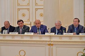 Ректор КФУ принял участие в работе форума, посвящённого гуманистическим ценностям человечества