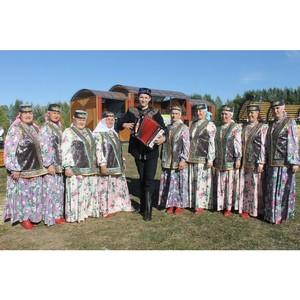 Фольклорные коллективы из Чувашии «Тамчы» и «Мишар» - участники этнического проекта Татарстана