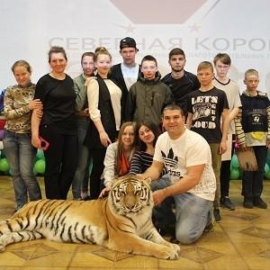 При поддержке БФ «Сафмар» М. Гуцериева открывается творческая смена для воспитанников детских домов
