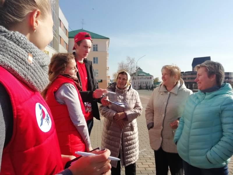 «Молодежка ОНФ» в Мордовии присоединилась к всероссийской акции «Открытка президенту»