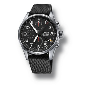 Часы Oris ProDiver Pointer Moon