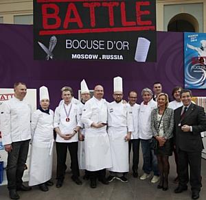 ���������� Bocuse d�Or Battle ���� �� ���������� �� �������
