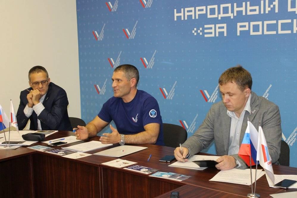 Челябинские активисты Народного фронта готовят предложения по решению социальных проблем