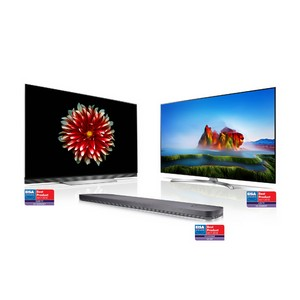 OLED-телевизор от LG снова завоевал высшую награду EISA