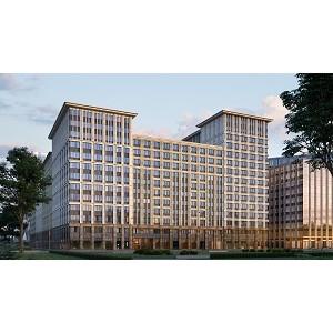 «Галс-Девелопмент» представит историю достижений советской науки и техники на фасадах «Искра-Парк»