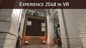 2048 появилось на VR!
