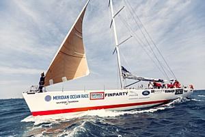 Российская регата Meridian Ocean Race прошла под флагами «Независимость»!