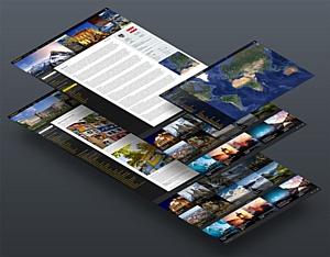 Новая социальная сеть для путешественников Enjourney