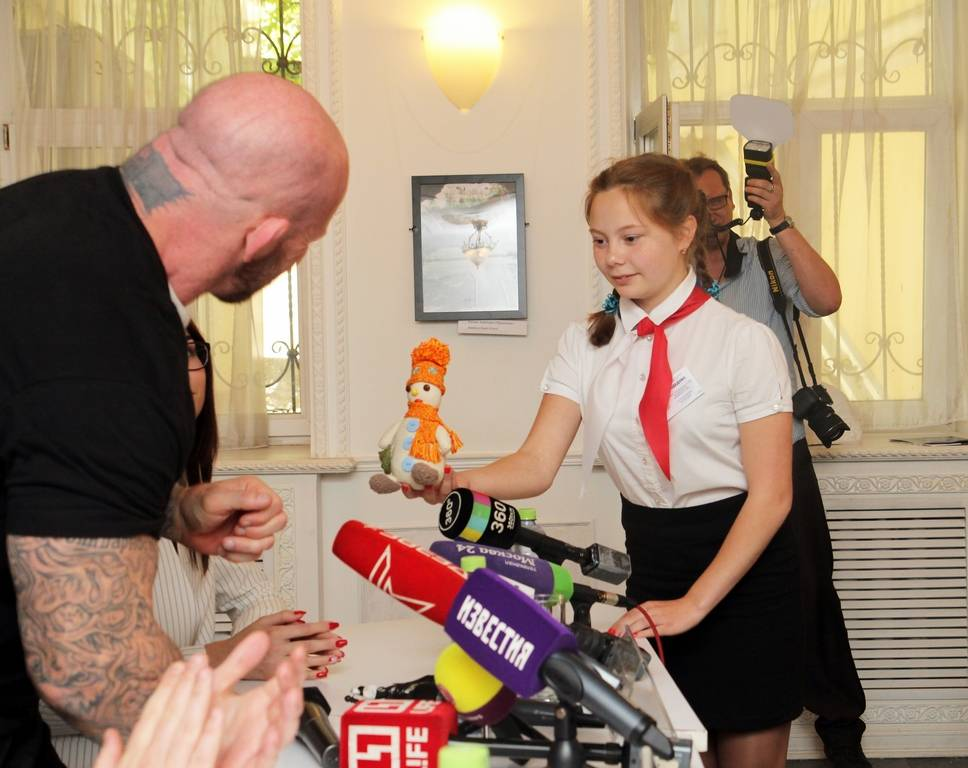 Джефф Монсон проведет бесплатные мастер-классы для детей