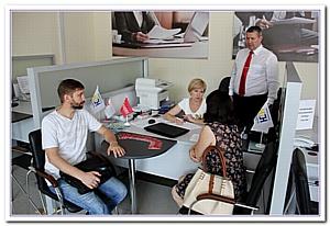 Пилотную ипотечную субботу в Ростове-на-Дону провели ЮПН и Сбербанк России