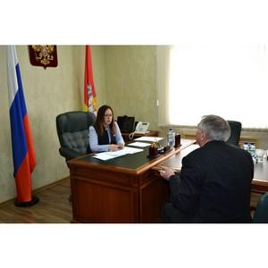 """ѕ¤теро южноуральцев обратились в приемную президента –' по """"ел¤бинской области"""