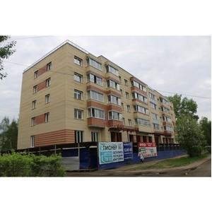 В Северодвинске холдинг «Аквилон-Инвенст» заканчивает строительство ЖК «Пионер»