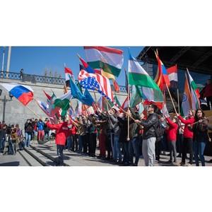 Более 600 человек приняли участие в акции «Полгода до фестиваля»