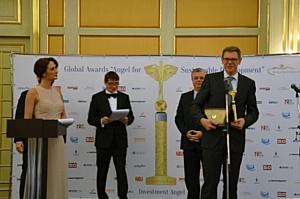 LafargeHolcim стала лауреатом премии «Инвестиционный ангел»