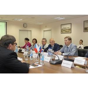 Уральскую торгово-промышленную палату посетила делегация Южночешского края