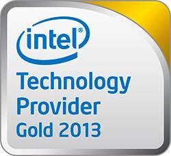 �������� Auvix �������� ������ GOLD ��������� Intel Technology Provider