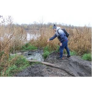 ОНФ провел рейд в рамках «Школы экологических инспекторов»