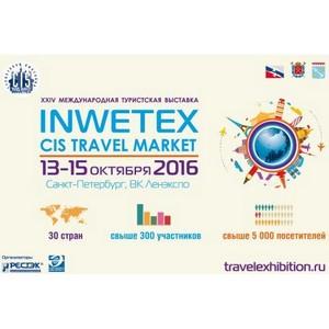 ������������� ���������� �������� Inwetex � CIS Travel Market �  ��� ������������ �� ����� �������