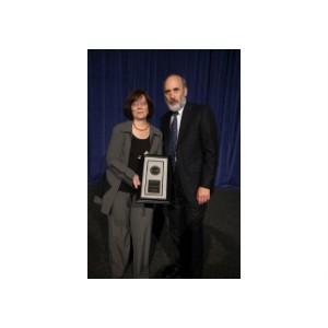 Профессор из Шибы удостоена международной гуманитарной премии