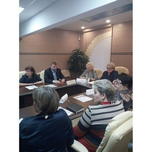 В Восточном округе Москвы прошло совместное совещание представителей ПФР