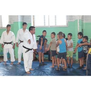 Активисты ОНФ в Туве запустили проект «Мобильный тренер»