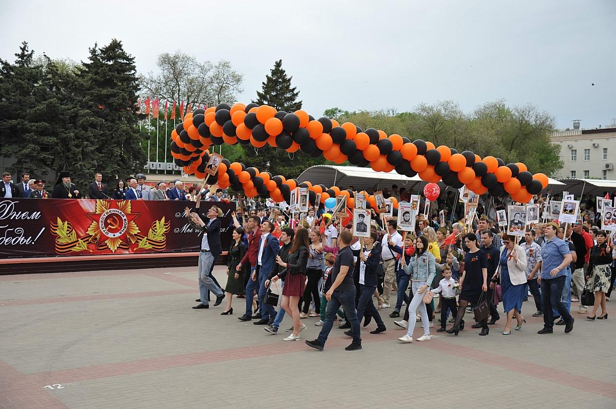 Коллектив Ростовской АЭС принял участие в мероприятиях, посвящённых 73 годовщине Великой Победы