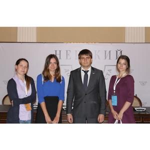 Народный фронт в Санкт-Петербурге рассказал молодым режиссерам о «Молодежке ОНФ»
