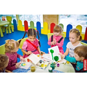 Клуб детских увлечений «Ура»: раскрываем потенциал ребенка в ТРЦ «Аура»