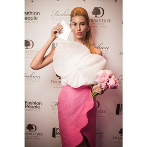 Виктория Якубовская признана самой стильной Fashion-ведущей 2015 года
