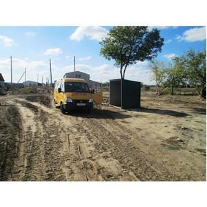 ОНФ: школа есть, дороги - нет