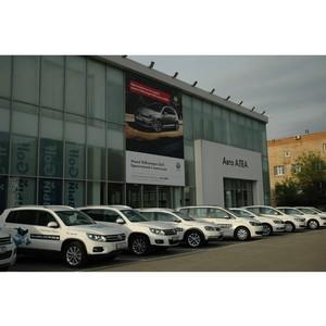 Майский ажиотаж в Авто Алеа: беспрецедентные условия на Volkswagen