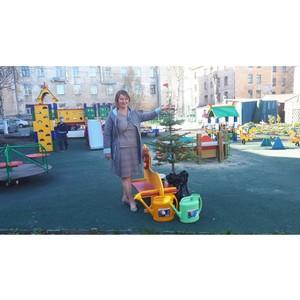Активисты ОНФ провели мониторинг благоустроенных дворов в Карелии